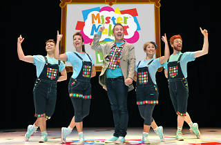 Mister Maker and The Shapes