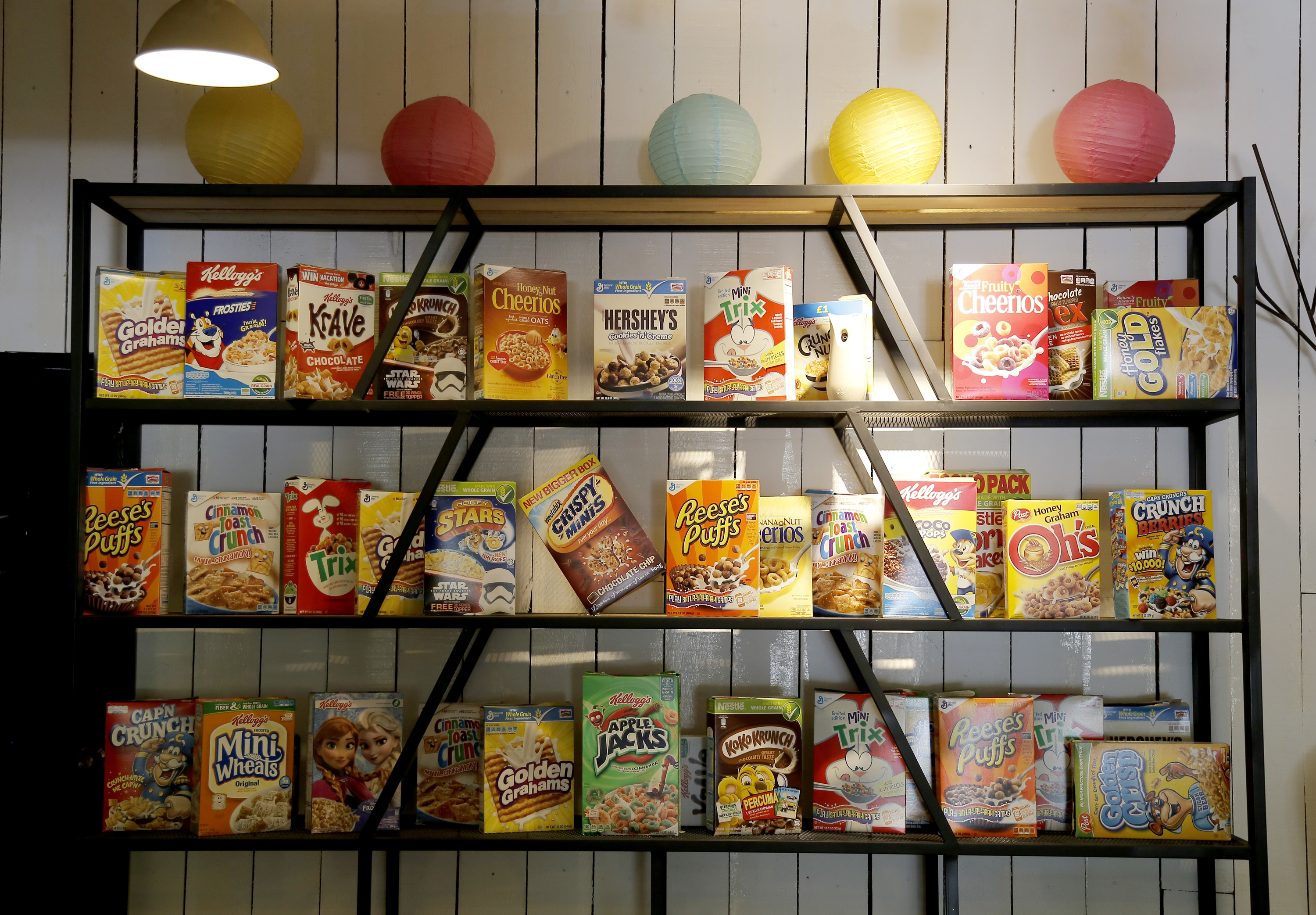 Like Cereals-ly