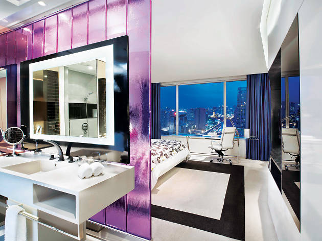 'Wonderful Room' with a stunning view of Bangkok