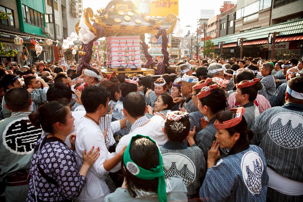 Get into a matsuri mood: Traditional festivals
