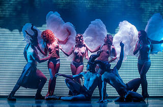 VI Barcelona Burlesque Festival