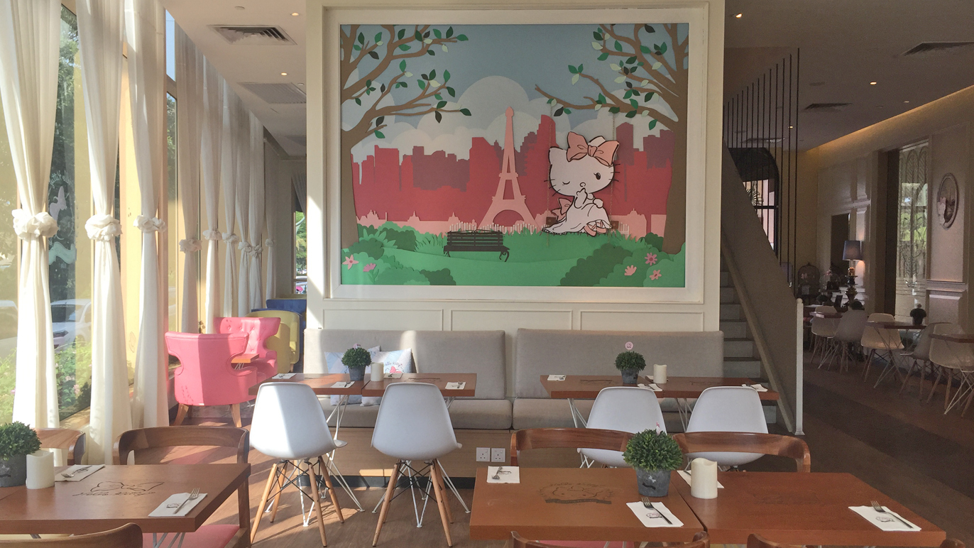 Hello Kitty Gourmet Café