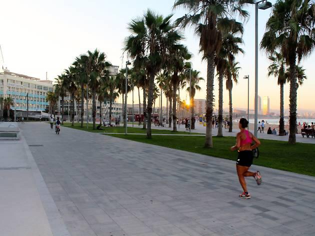 10 llocs de Barcelona on fer esport a l'aire lliure
