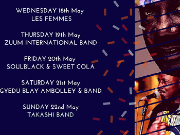 This Week At +233 Jazz Bar & Grill