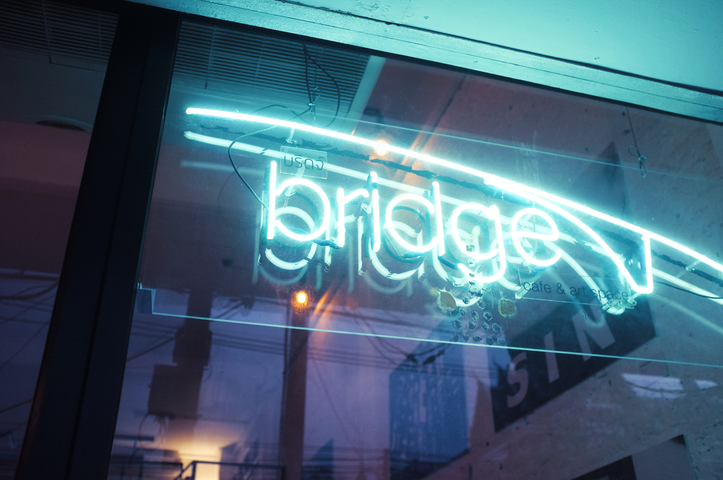 Bridge Cafe & Art Space
