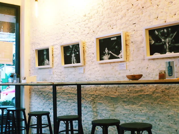 Cafe and Art center on Charoenkrung 51