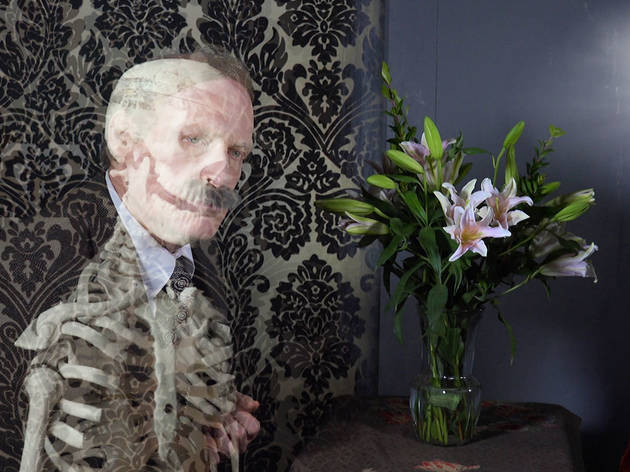 """Tony Oursler: Imponderable"""