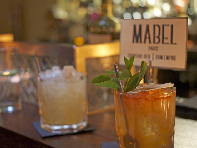Mabel bar à cocktails