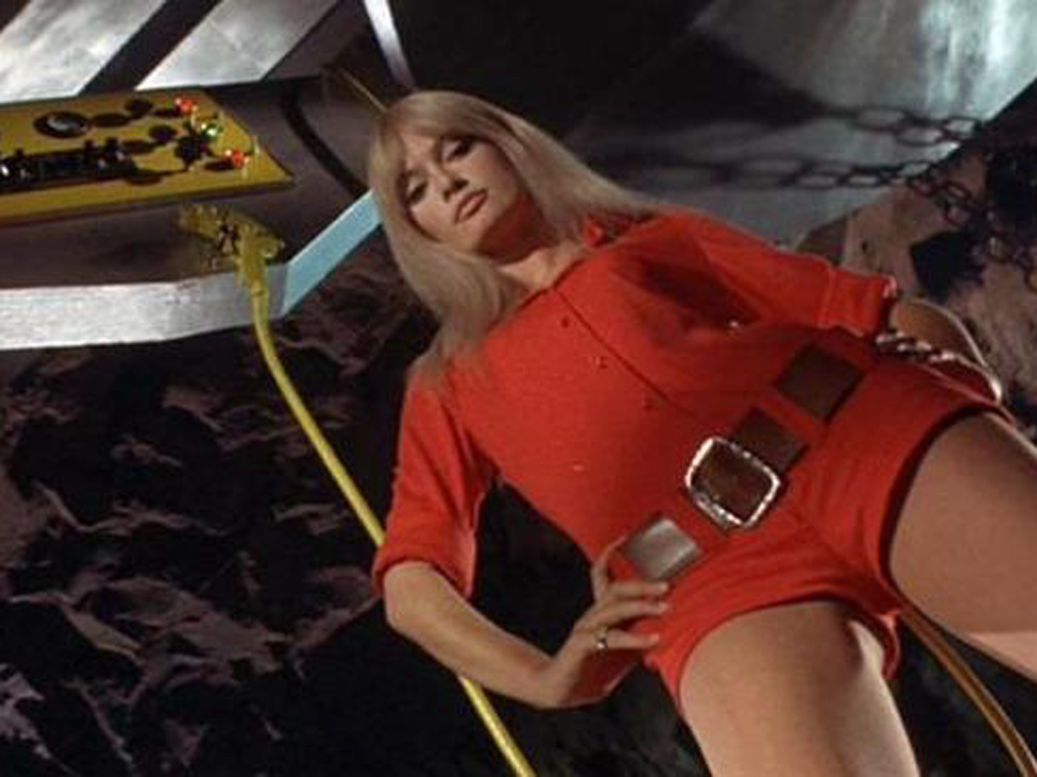 The 50 best comic book movies, Danger Diabolik