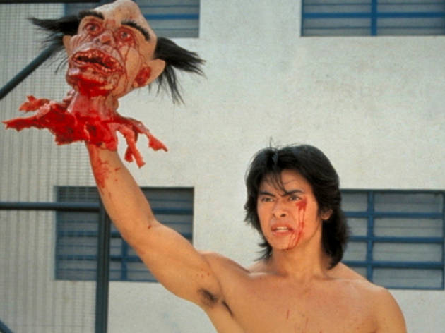 The 50 best comic book movies, Riki Oh
