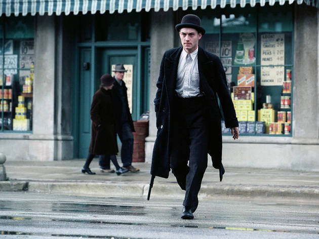The 50 best comic book movies, road to perdition