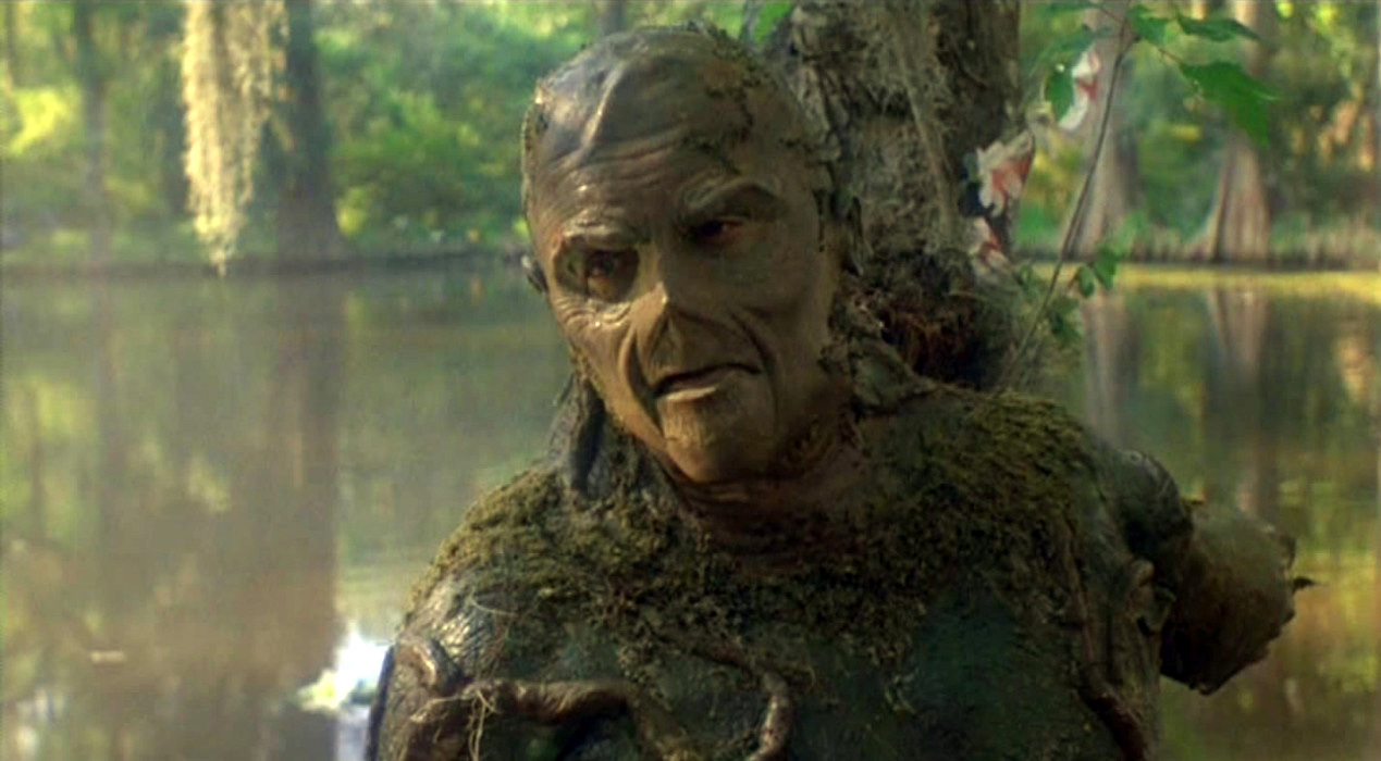 The 50 best comic book movies, swamp thing