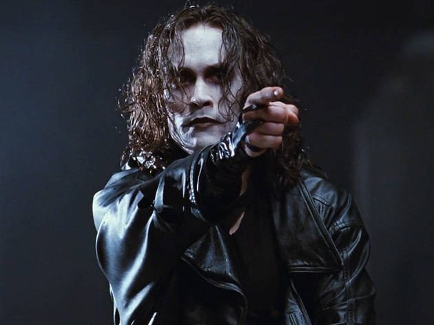 The 50 best comic book movies, the crow
