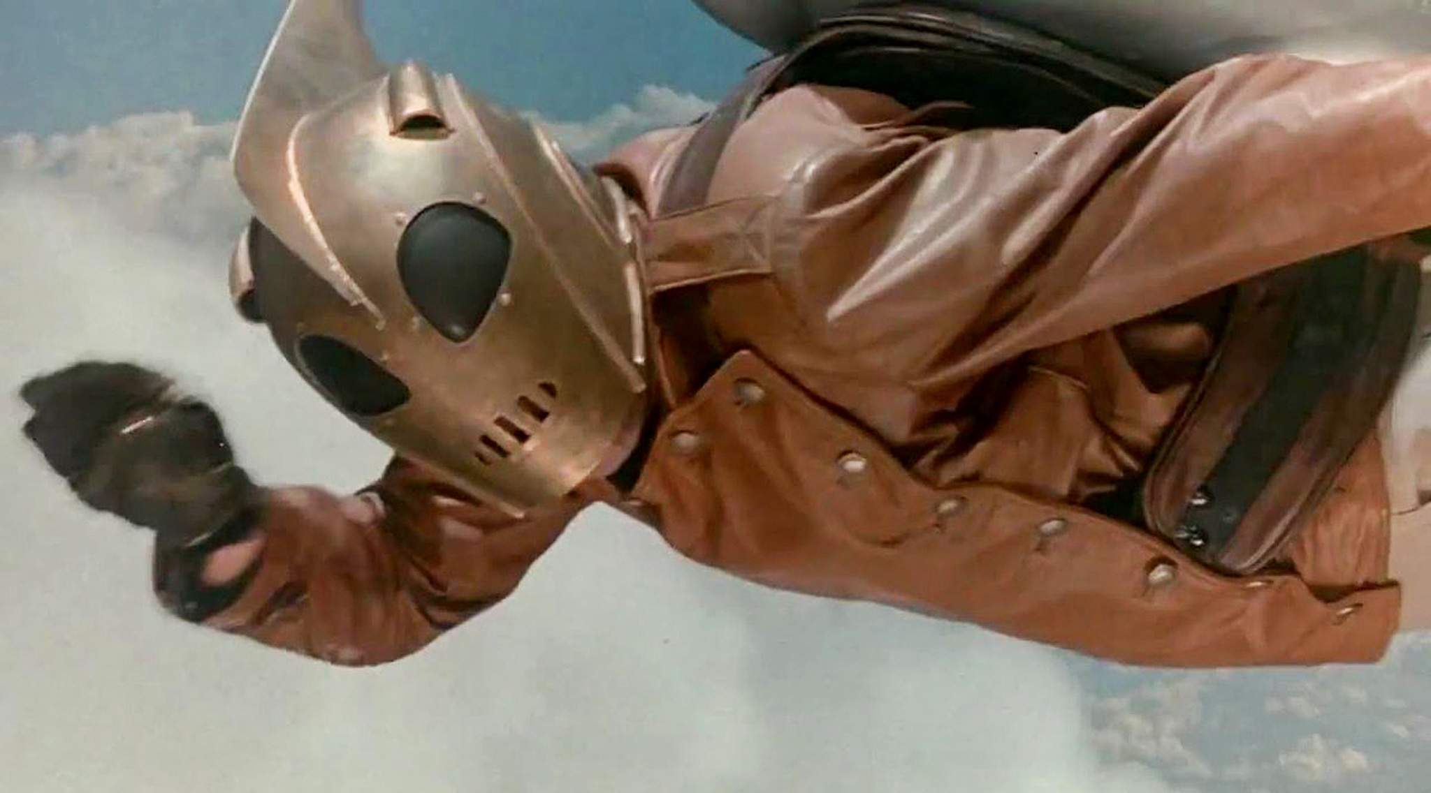 The 50 best comic book movies, the rocketeer