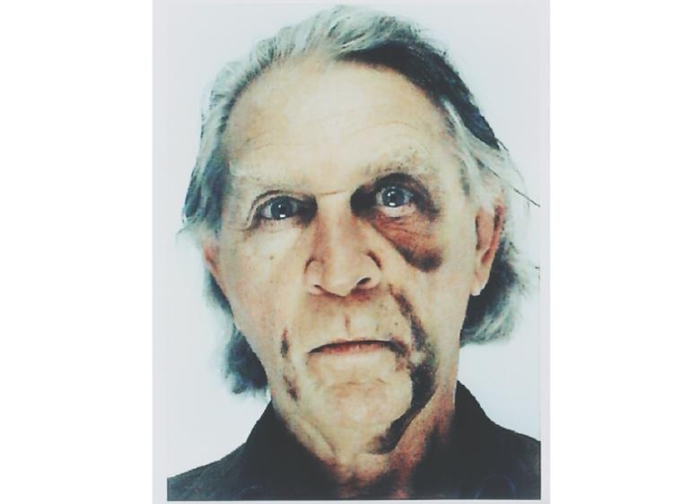 Autoretrat amb ull de vellut