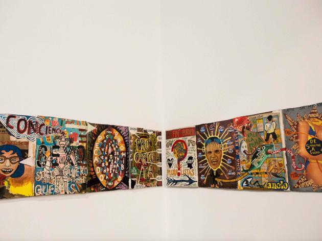 Còdex de la sèrie Artcagarro, de Marcel·lí Antúnez