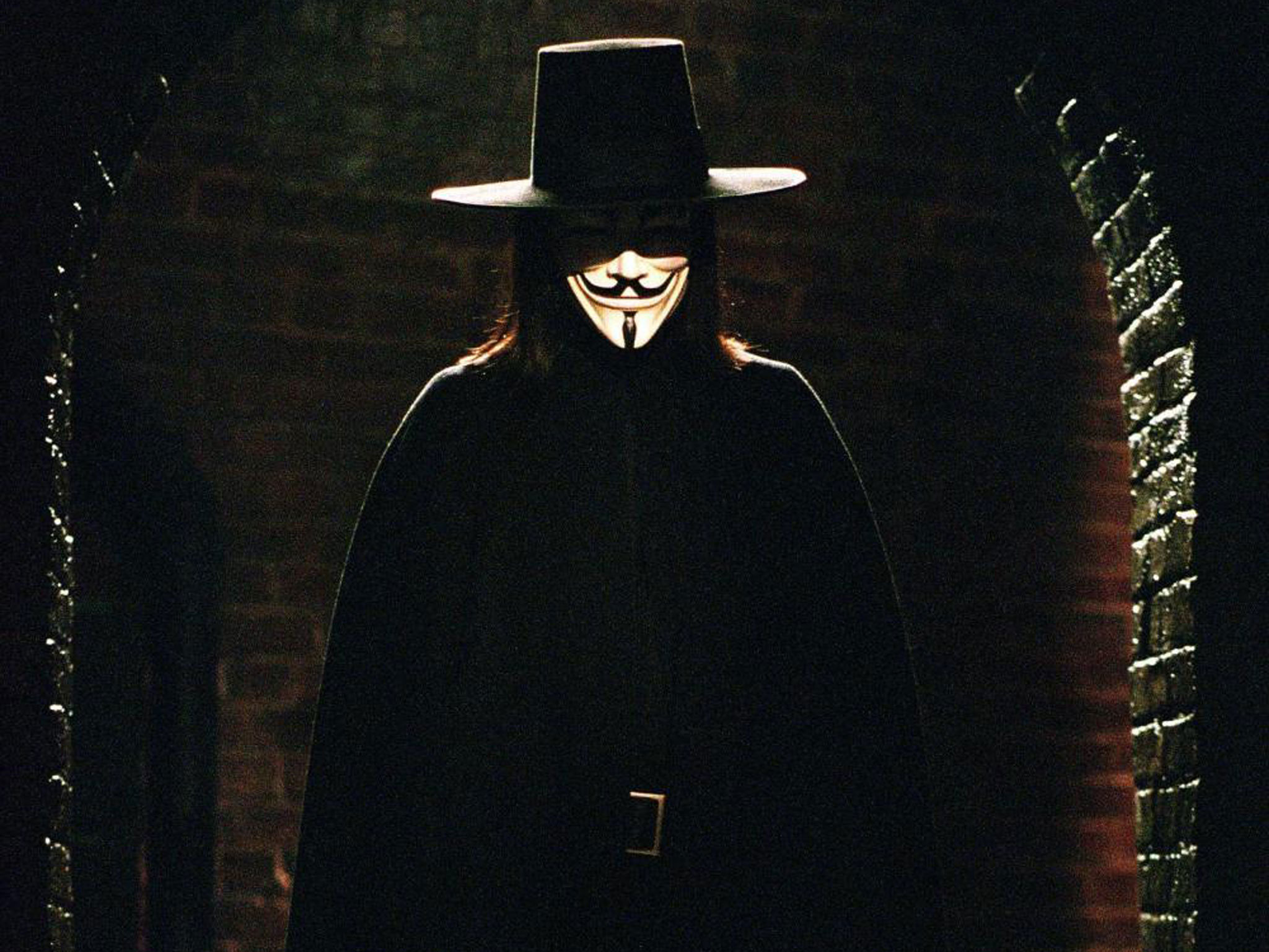 The 50 best comic book movies, v for vendetta