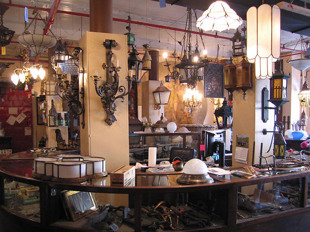 Antique S In Nyc For Vintage Finds