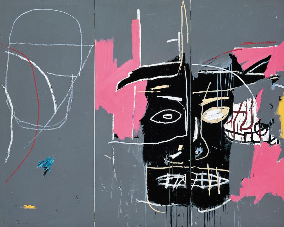 Beast, de Jean-Michel Basquiat