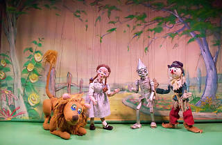 Puppetworks Presents The Wizard of Oz