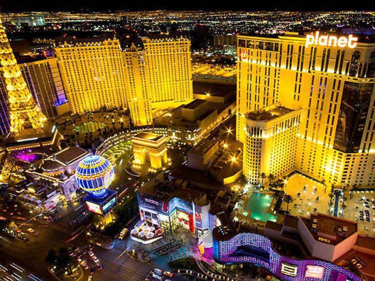 Plan a trip to Vegas