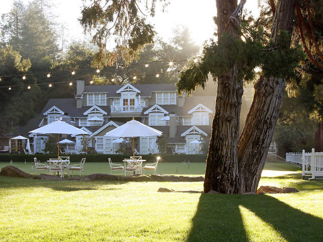 Meadowood Napa Valley Resort