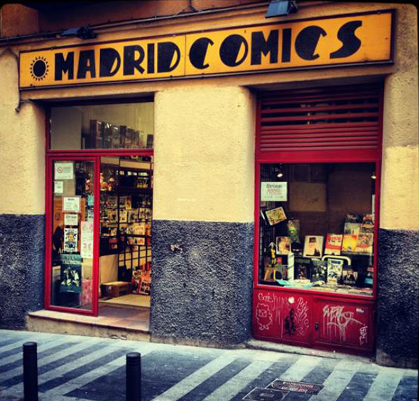 Madrid Cómics