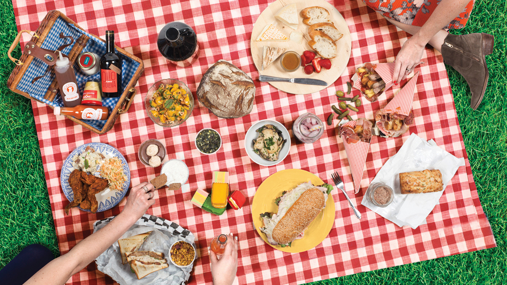 The best picnic ideas in Los Angeles