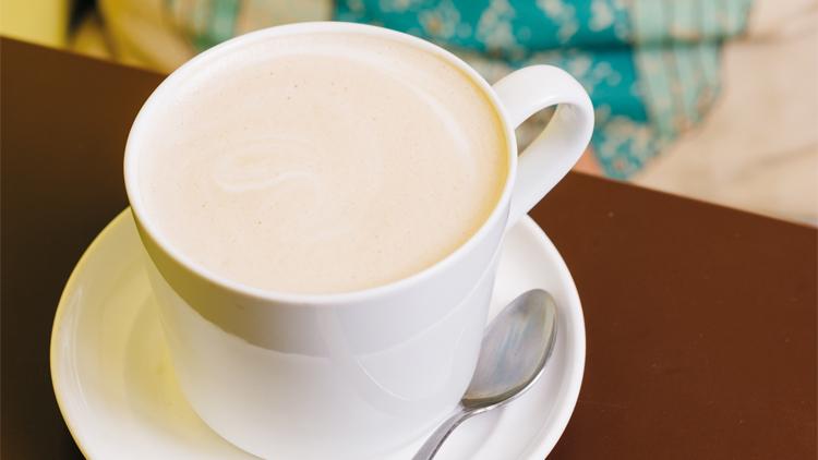 Latte, $1