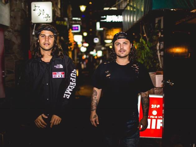 Live Your Music & Future Sound Asia presents DVBBS & Dash Berlin