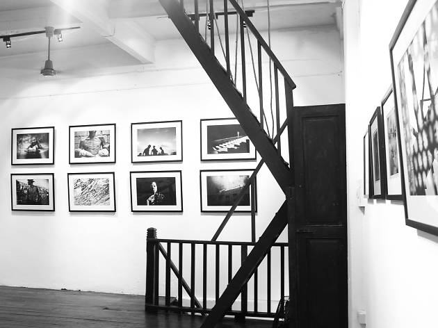 A new collaborative, cross-disciplinary project space in Chinatown, Bangkok.