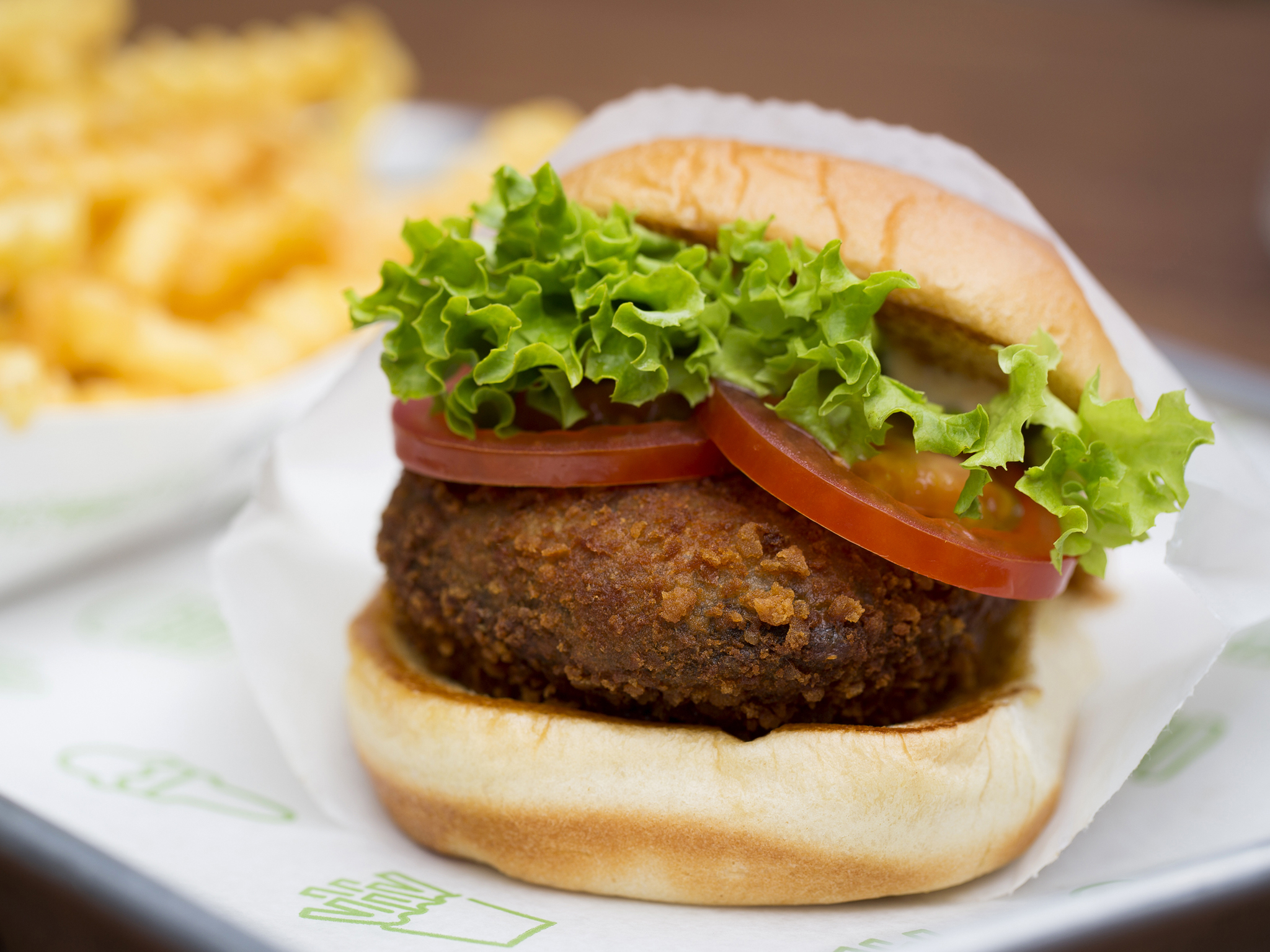 the best veggie burgers in london