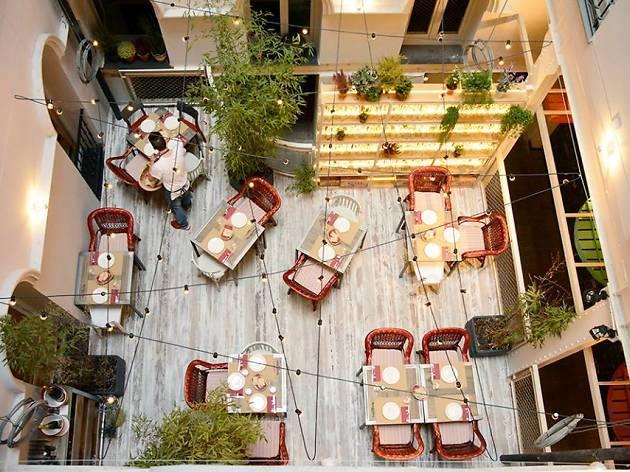 13 terrazas secretas de Madrid