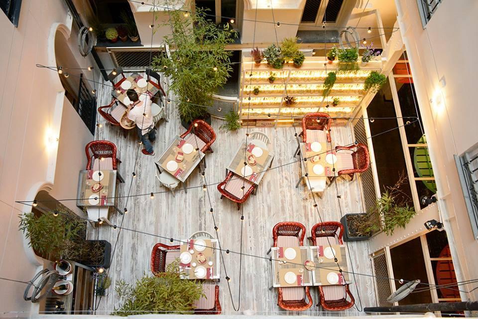 13 terrazas secretas