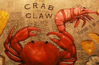 Crab and Claw 01