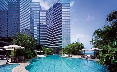 Grand Hyatt Main Pool