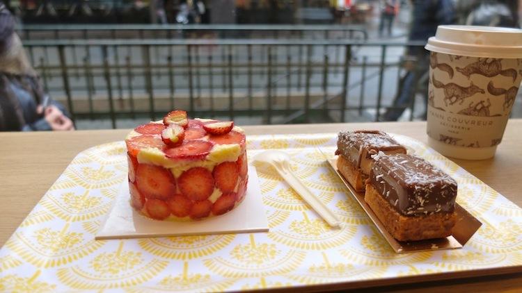 <p>Pâtisserie Yann Couvreur ©ZT</p>