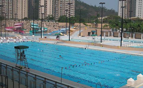 Sai Kung Swimming Pool