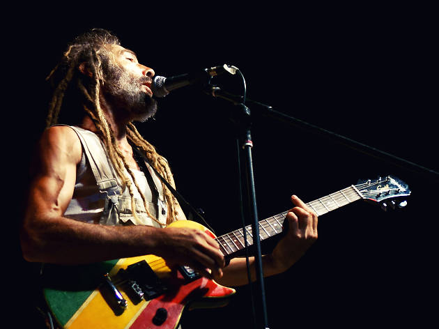 Reggae concerts in London