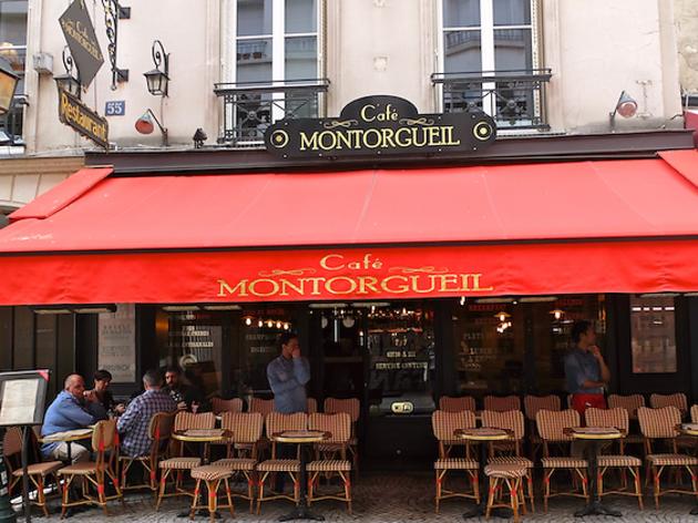 Café Montorgueil