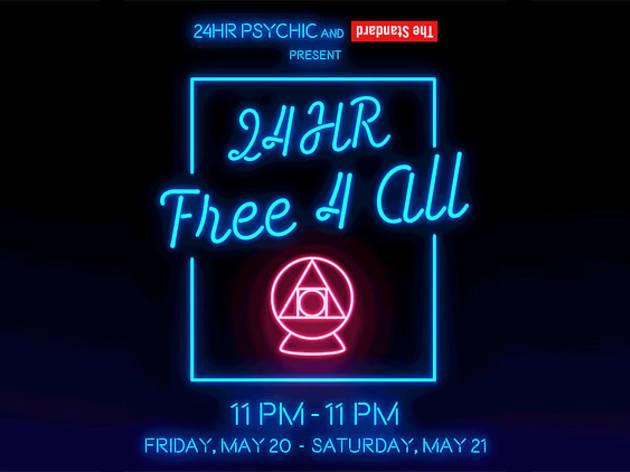 24HR Free 4 All