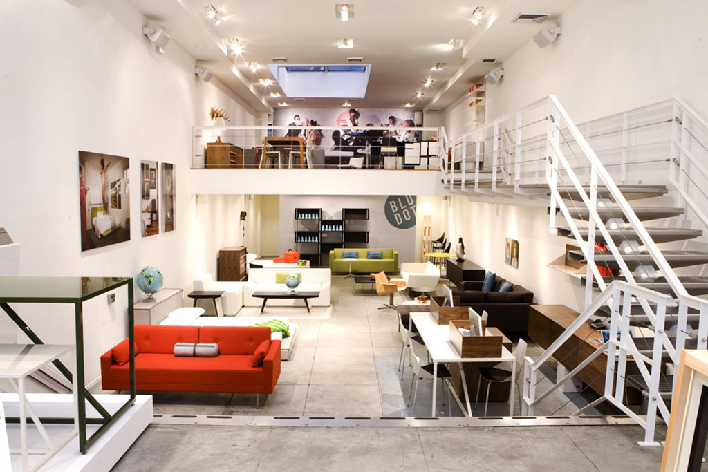 Best furniture stores in NYC for sofas, coffee tables and decor