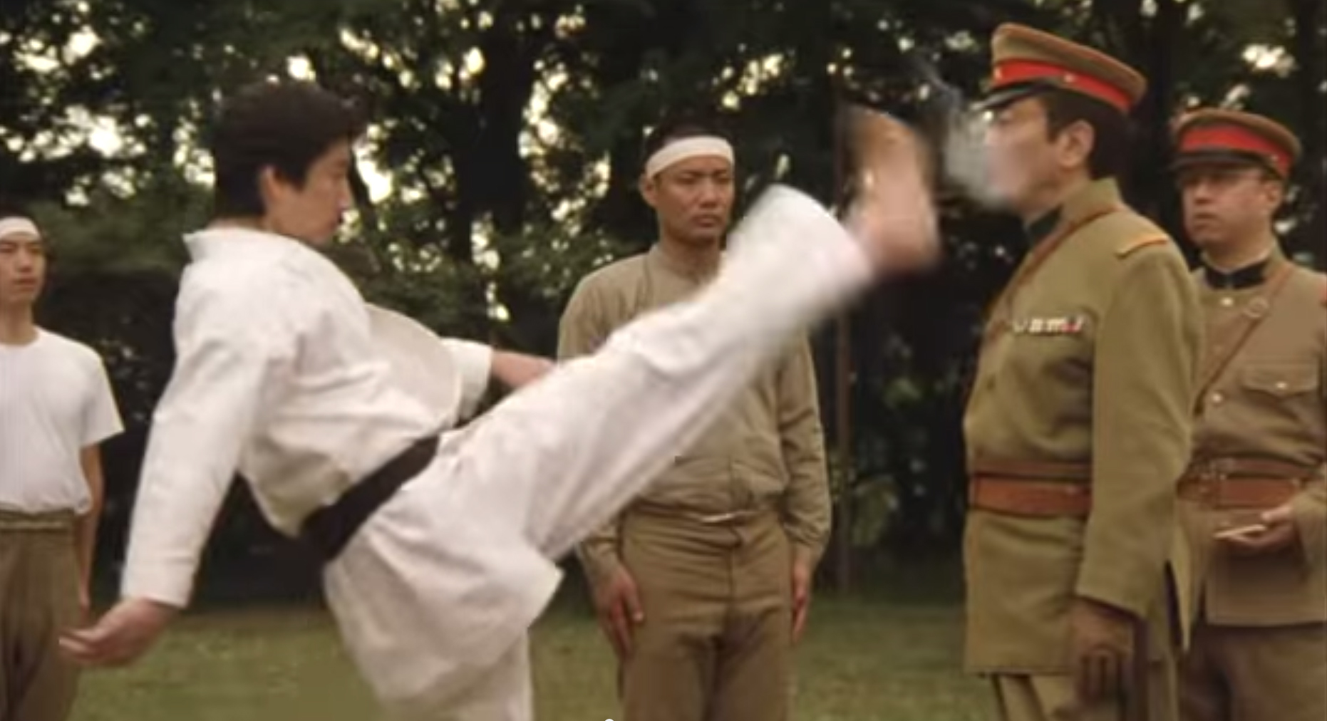 10 best martialarts movies of all time including kung fu