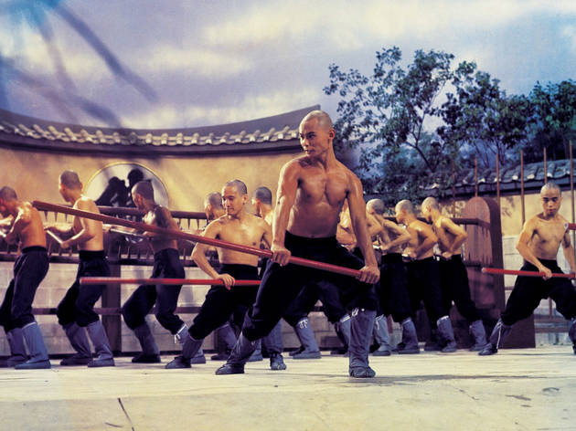 The 10 best martial-arts movies of all time