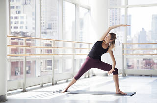 Generic yoga fitness image for ClassPass