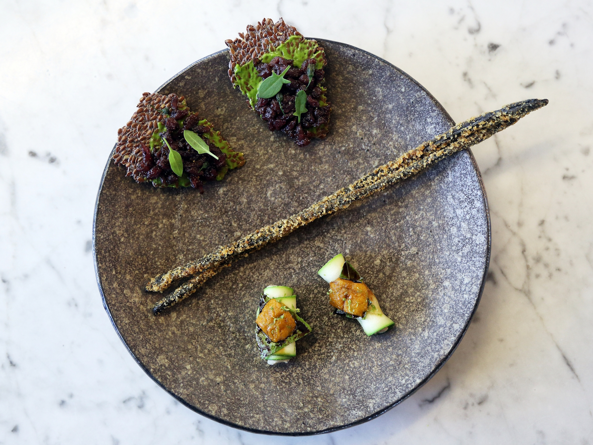 Splash out on a five-star meal at Brae