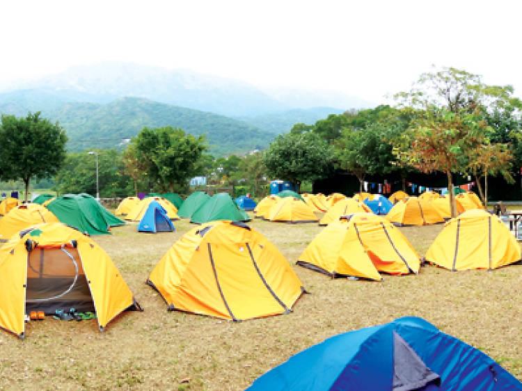 Treasure Island Campsite