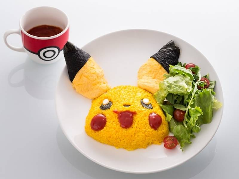 Character-themed cafés in Singapore