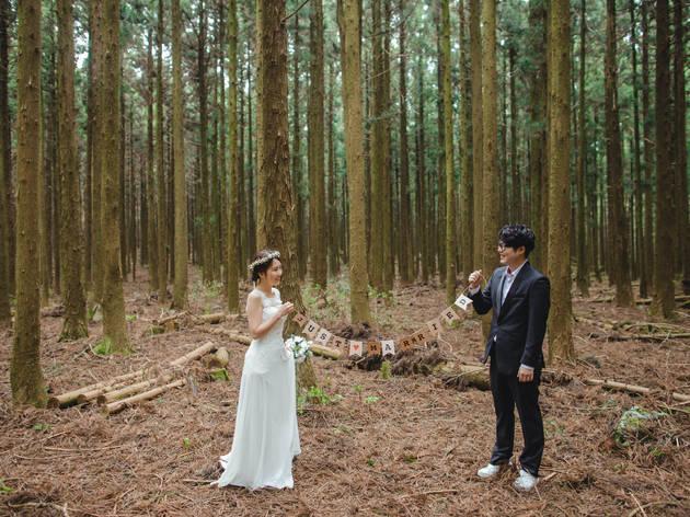 결혼을 앞둔 예비 신부, 서혜민