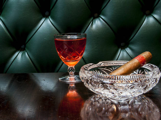 best old fashioned in london, nola, sazerac